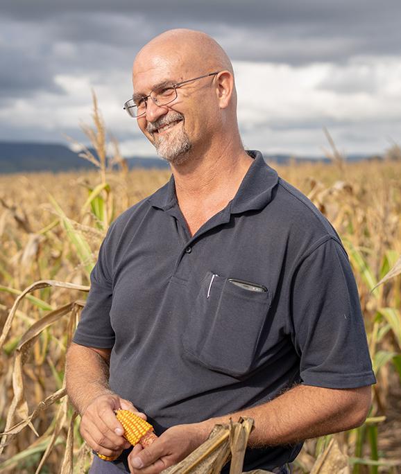 Corson Plant to Harvest - Rodney Walker | Corson