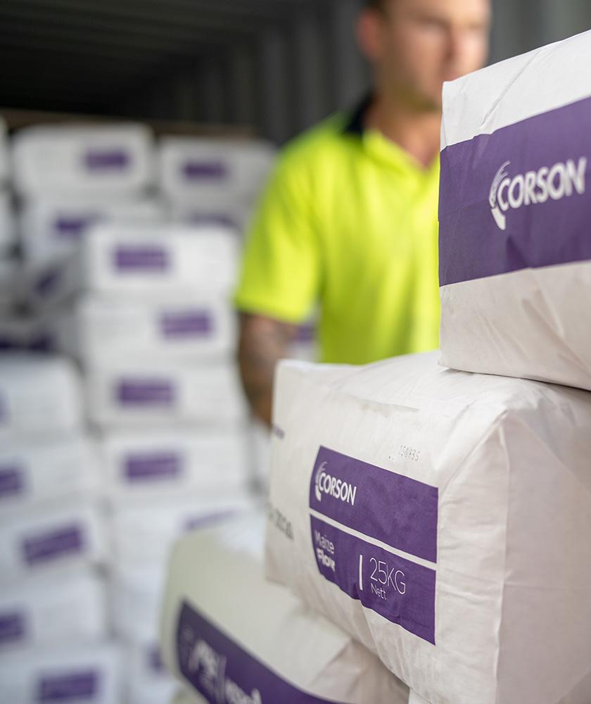 The Corson Way - Delivering Fresh | Corson